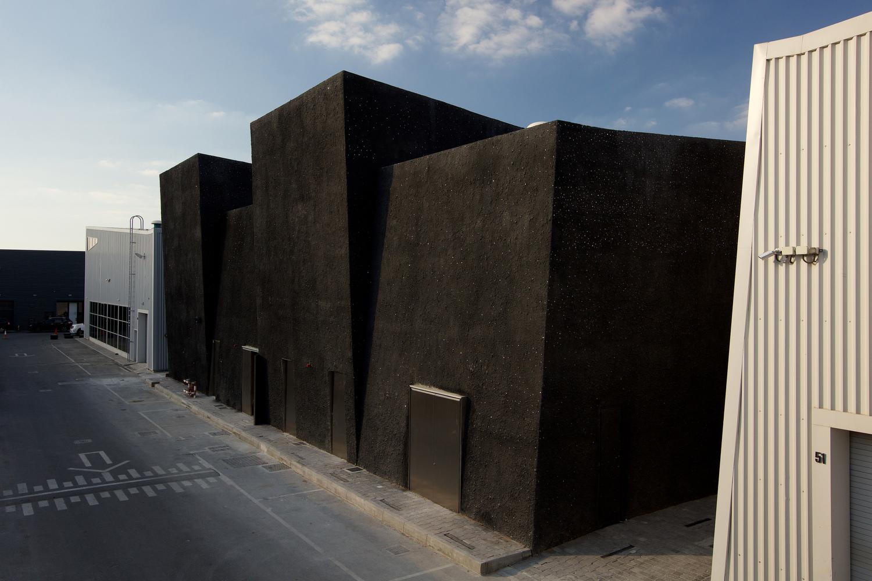 Al Quoz art hub on Alserkel Avenue