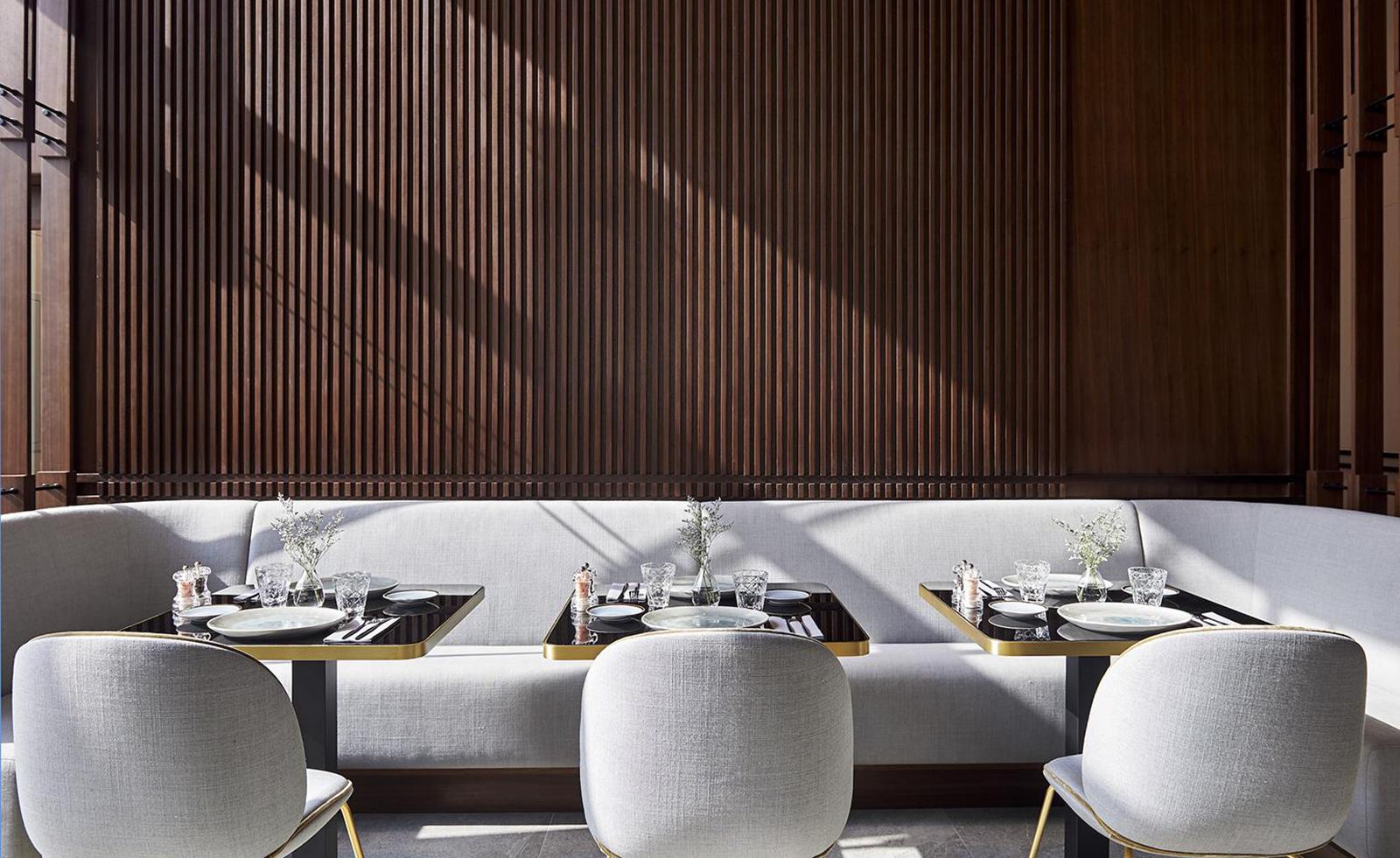 Form Hotel restaurant interior