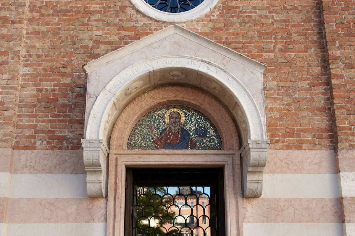 Oratorio San Vio in Venice is a rarified chapel conversion for sale via Sotheby's International Realty
