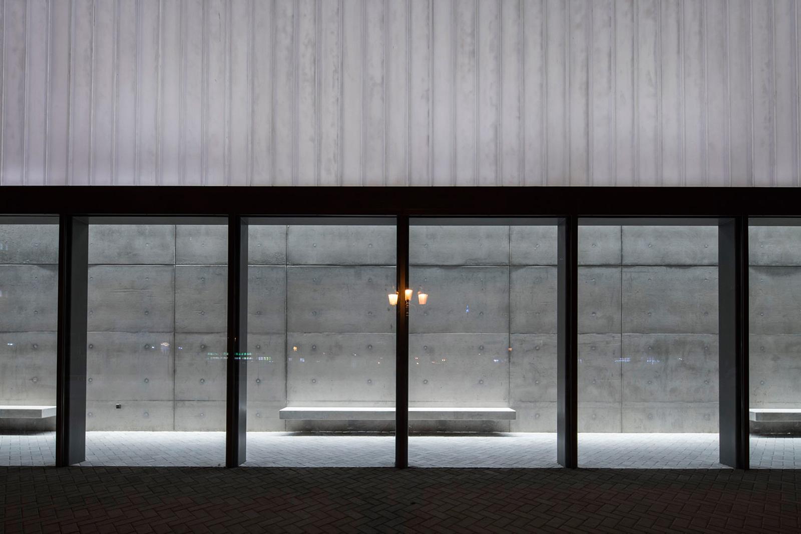 Rain Room - on display in Dubai in a custom-built space in the city's art quarter
