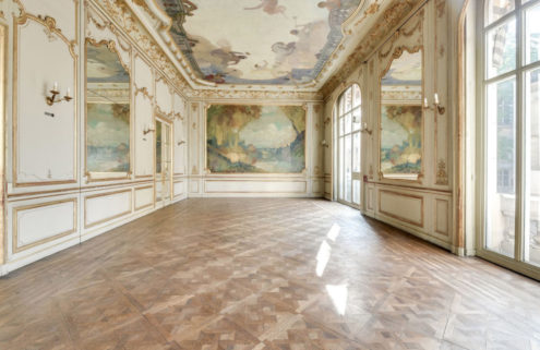3 extraordinary period Paris properties for sale right now