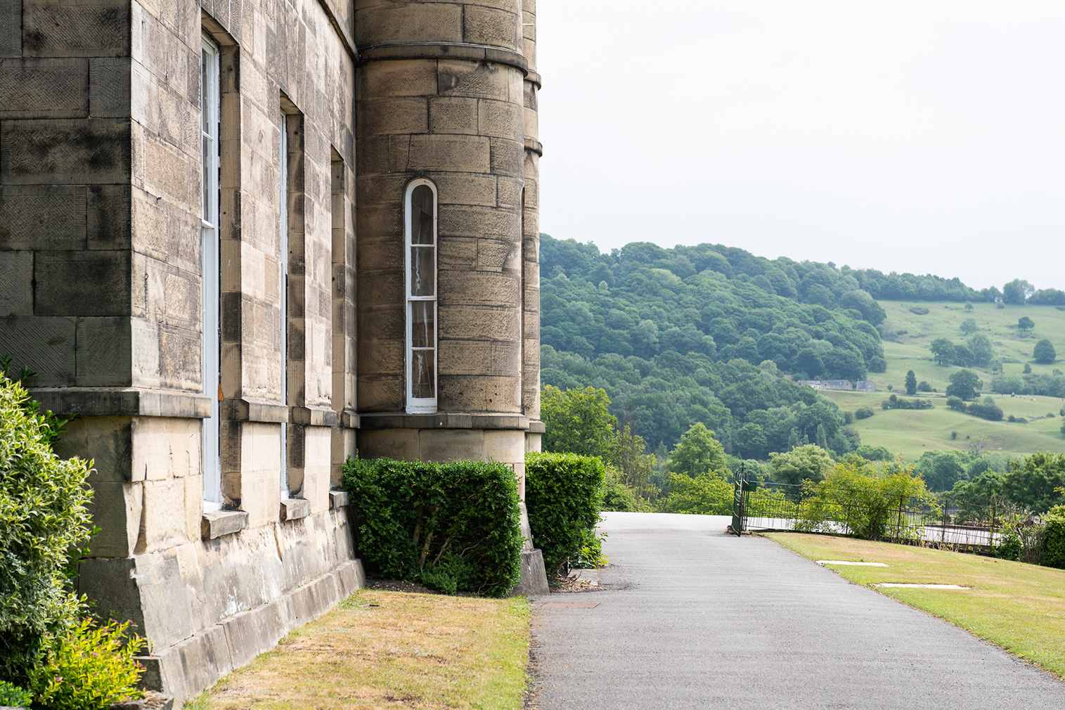 Derbyshire country residence Willersley Castle is on the market for £4m as it seeks a new custodian to run it as a hotel or grand private home.