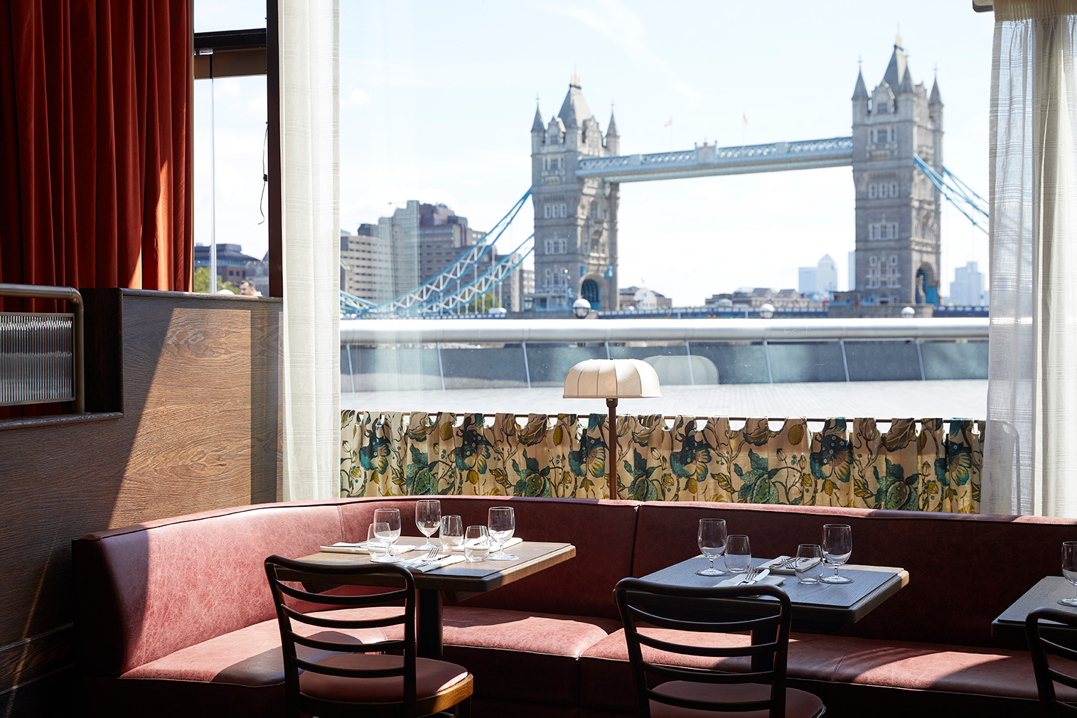 London restaurant Tavolino is a trattoria designed for locals