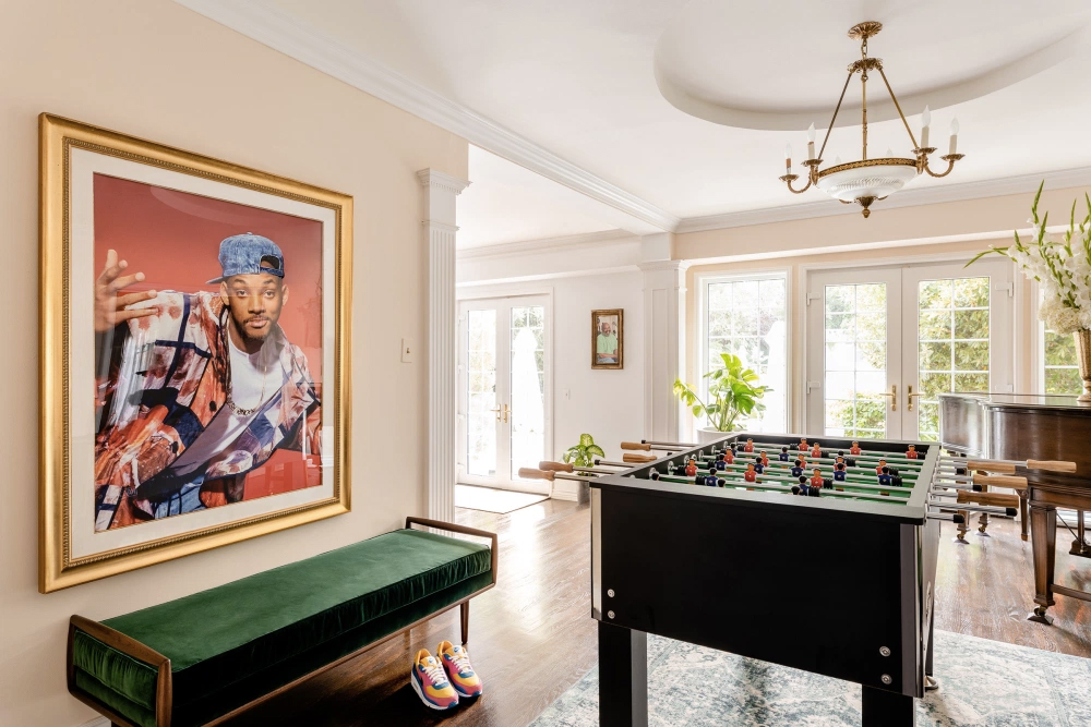 Stay at The Fresh Prince's Bel Air mansion to mark the show's 30th birthday