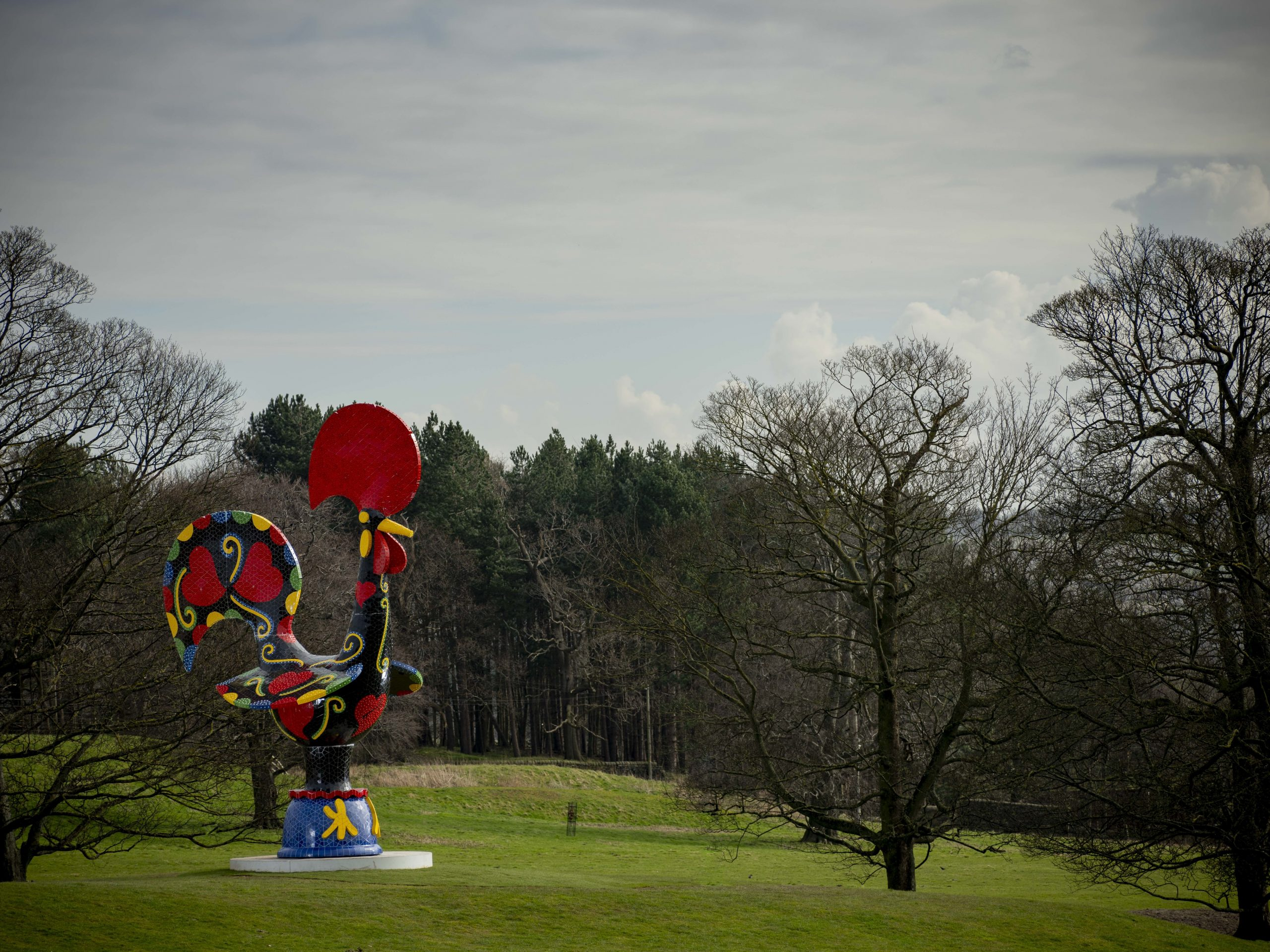 Joana Vasconcelos: 'Beyond' at Yorkshire Sculpture Park