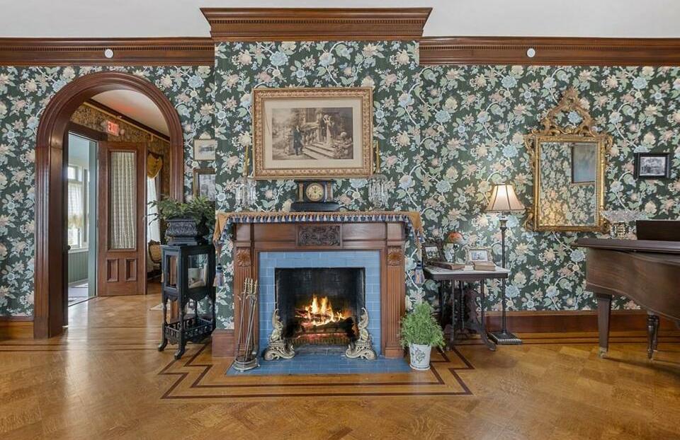 Lizzie Borden's Queen Anne Victorian is for sale in Massachusetts