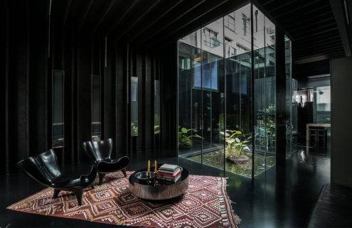 David Adjaye's seminal Lost House is for sale