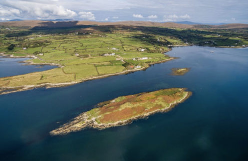 A private island off the coast of Ireland could be yours for €250,000