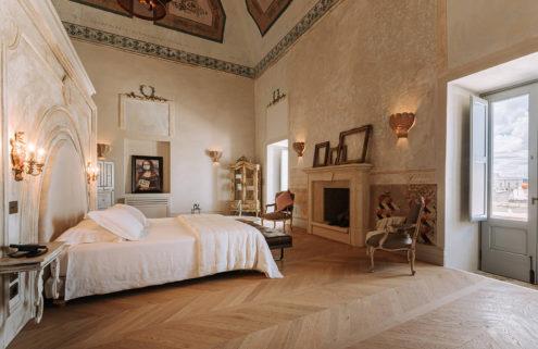Ostuni's Palazzo Rosso is reborn as boutique hotel Paragon 700