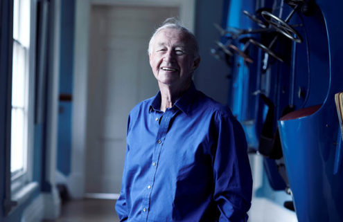 British design pioneer Sir Terence Conran passed away this weekend