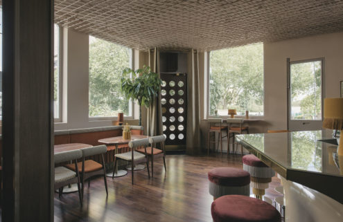 Sister Jane Townhouse has a 70s vibe in Notting Hill