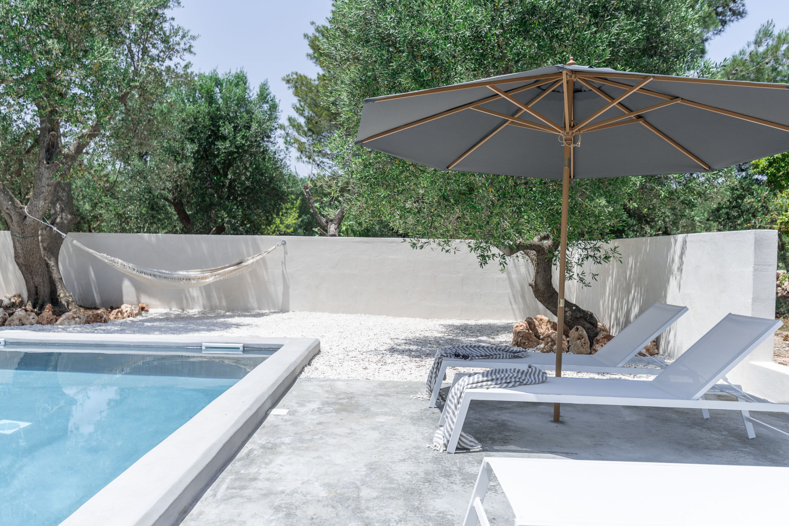 Villa Puglia is a modern holiday home for sale in the Puglian countryside