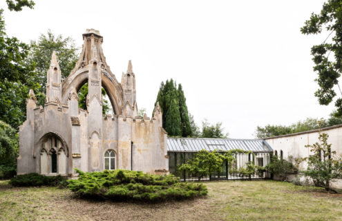 A remarkable folly home is for sale in the Suffolk countryside