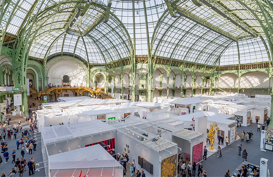 FIAC 2019 at the Grand Palais