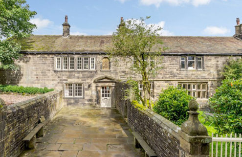 The house that inspired 'Wuthering Heights' is for sale
