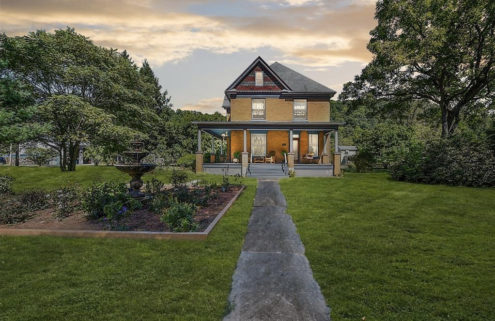 The house from 'Silence of the Lambs' is for sale