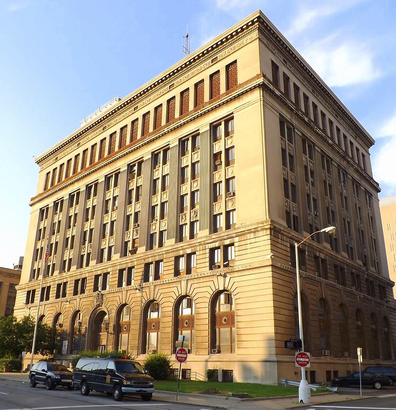 Police Headquarters, Detroit. Photography via Pinehurst19475 CC