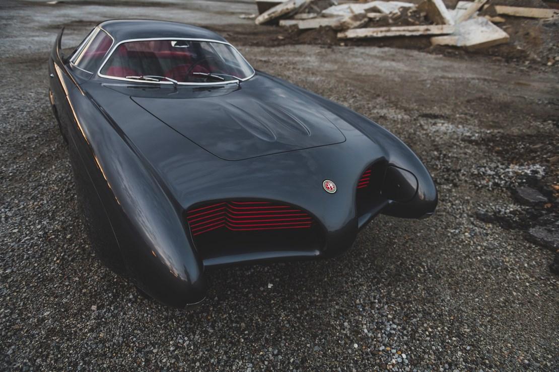 Alfa Rome BAT Concept Cars head to auction via RM Sotheby's