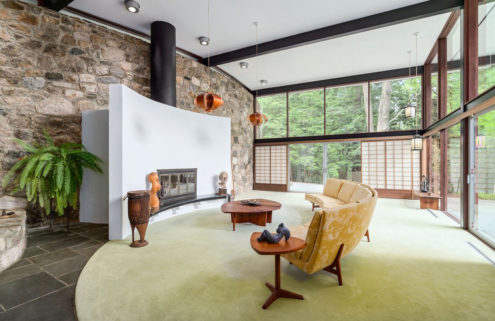 Jazz icon Dave Brubeck's Connecticut home is for sale
