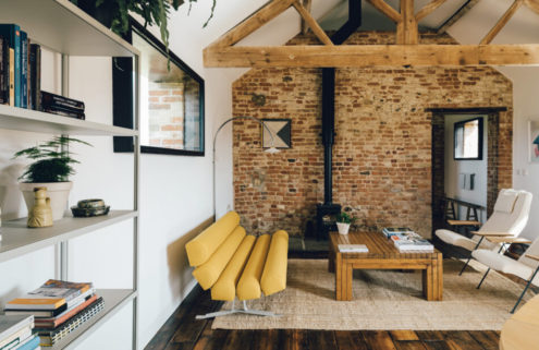Great Barn Farm in Norfolk is a 'gentle nod' to Palm Springs