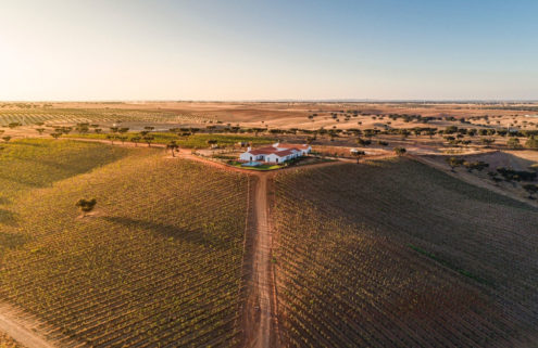 Herdade da Malhadinha Nova is a rural paradise in the depths of Alentejo