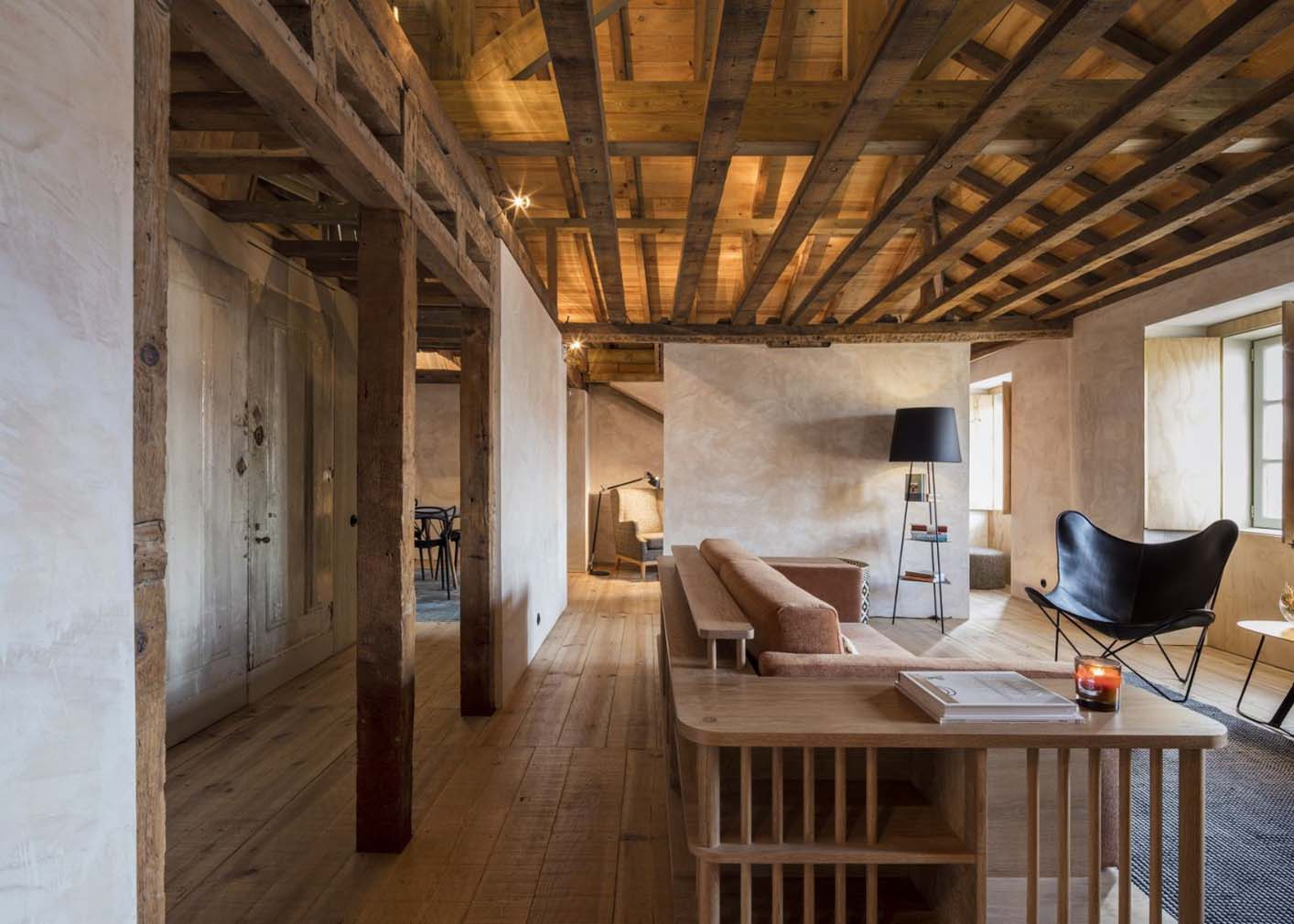 An 18th-century apartment renovated by CASCA