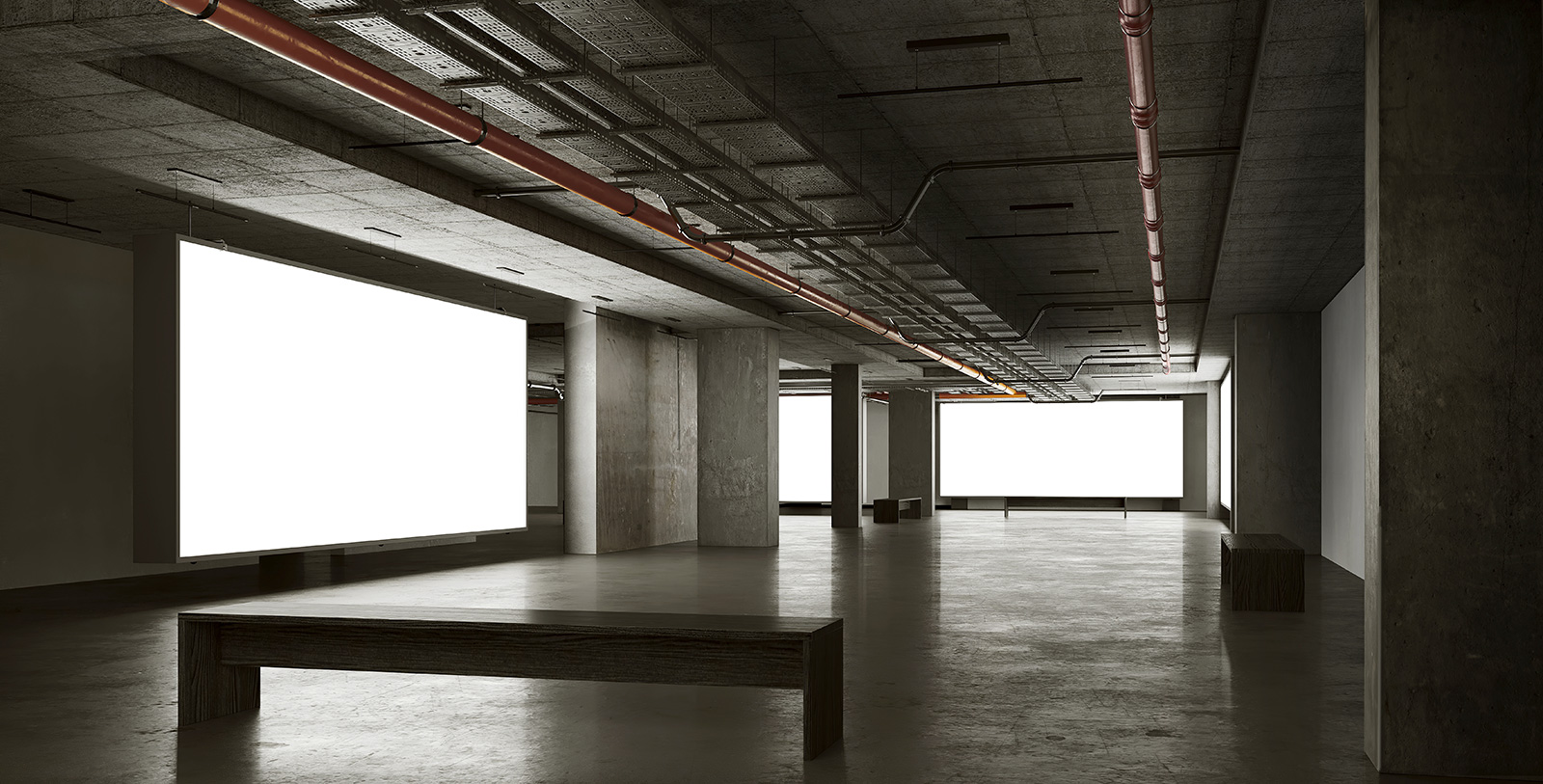 Visual render of the new Fact Space. Courtesy of Fact / The Vinyl Factory (c)