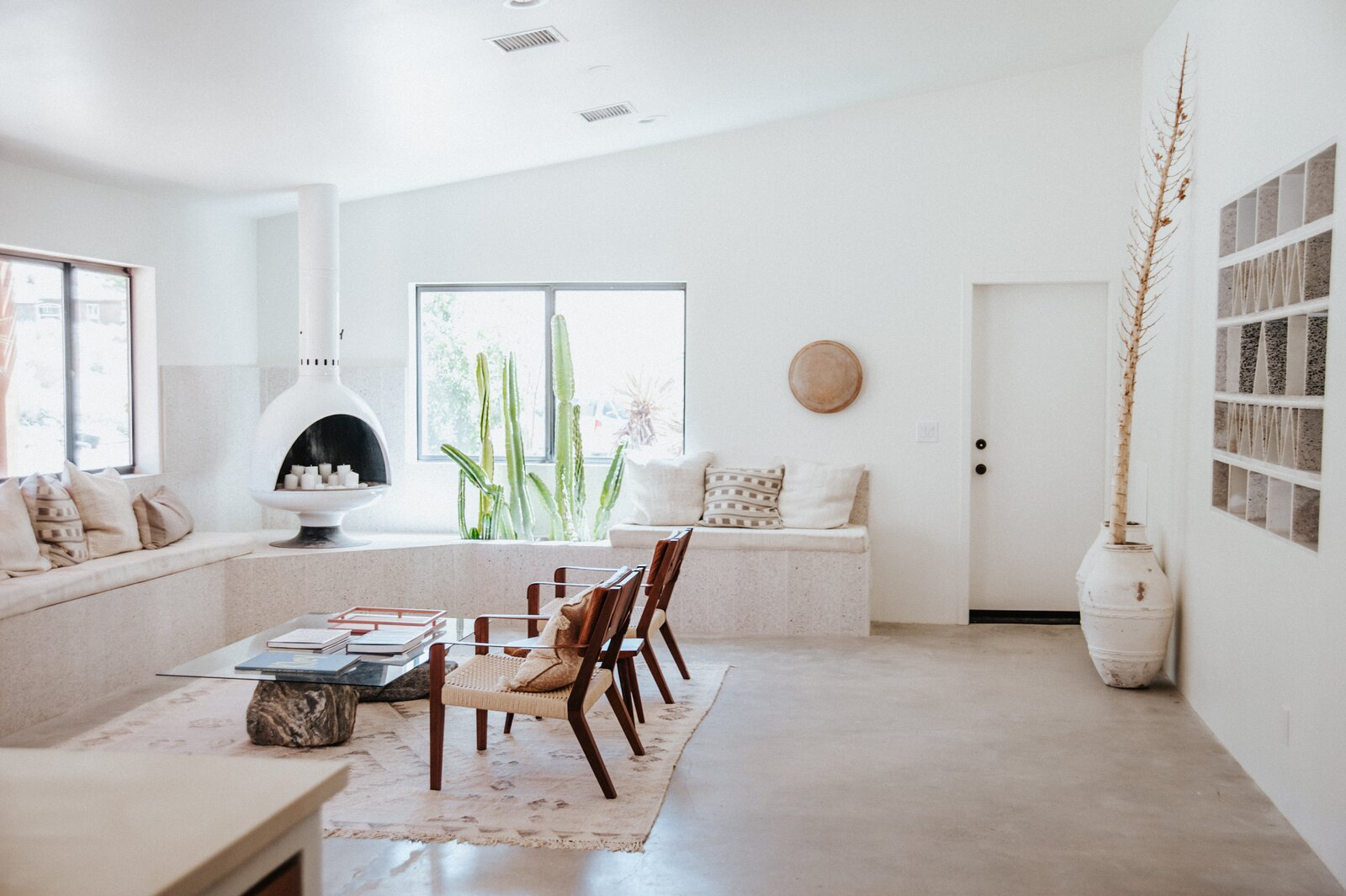 Oeste Home is a Californian desert retreat