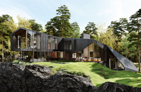 Sylvan Rock is Aston Martin's first residential design project