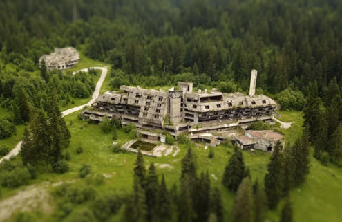 Weekend watch: filmmaker Joerg Daiber explores Sarajevo's abandoned Olympic complex
