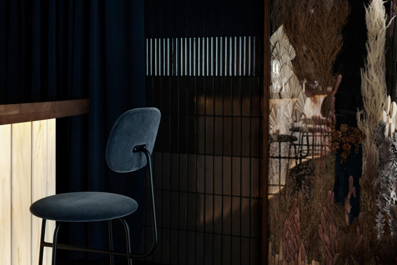 Helsinki's Bardem cocktail bar channels moody Nordic noir vibes