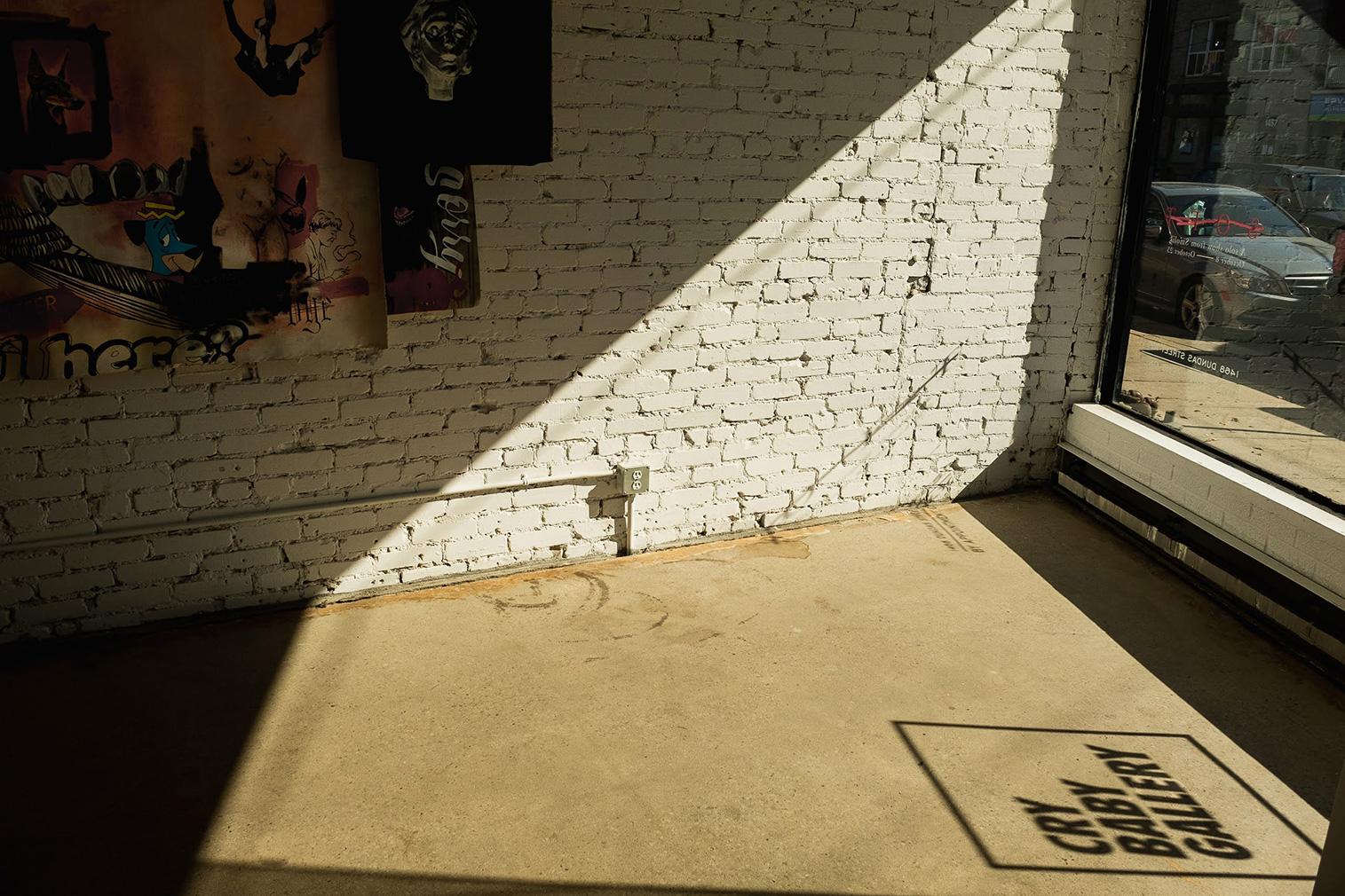 Toronto's gritty Cry Baby Gallery hides secret speakeasy