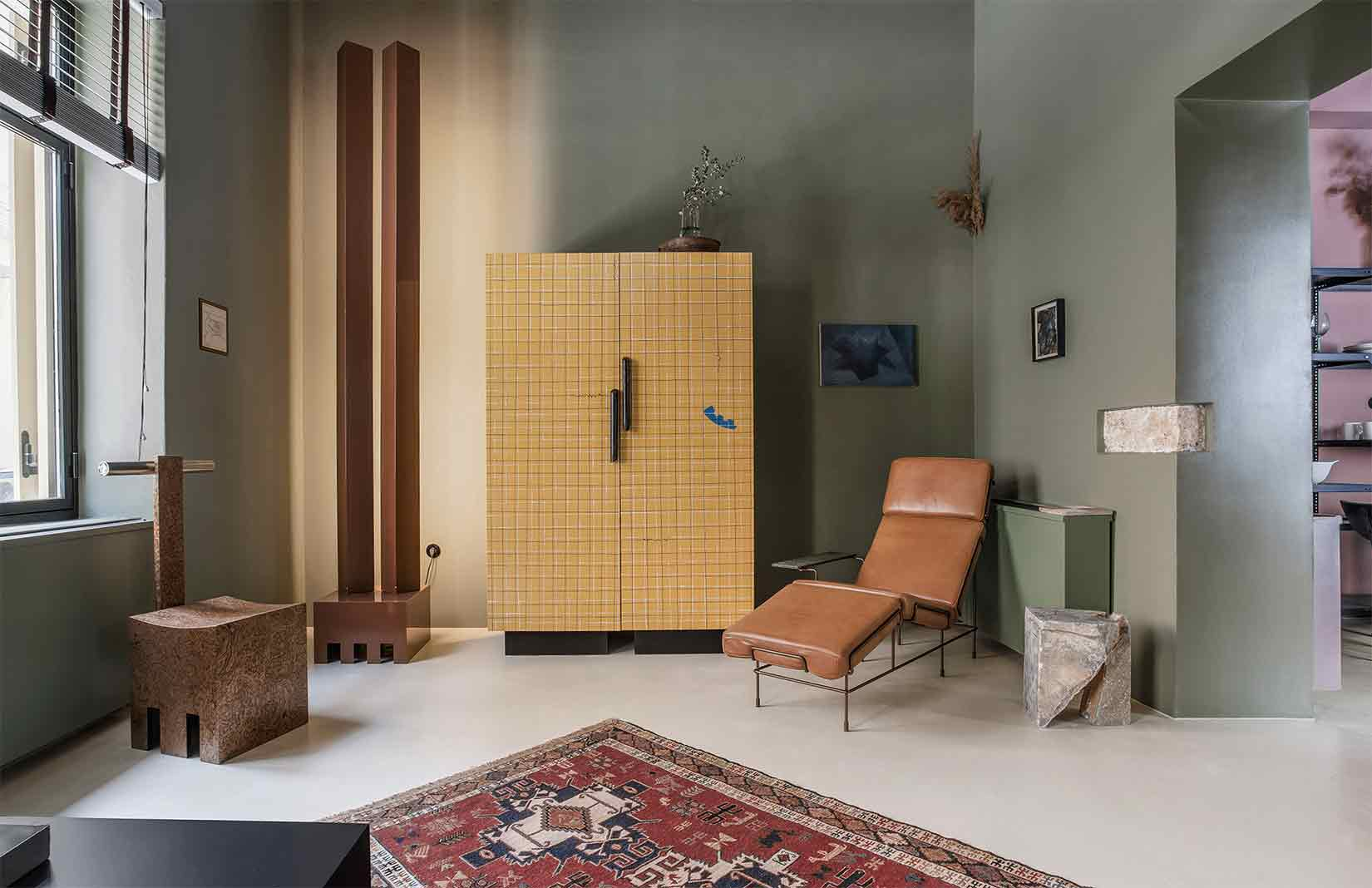 Athens guesthouse Esperinos lets guests immerse themselves in contemporary Greek design