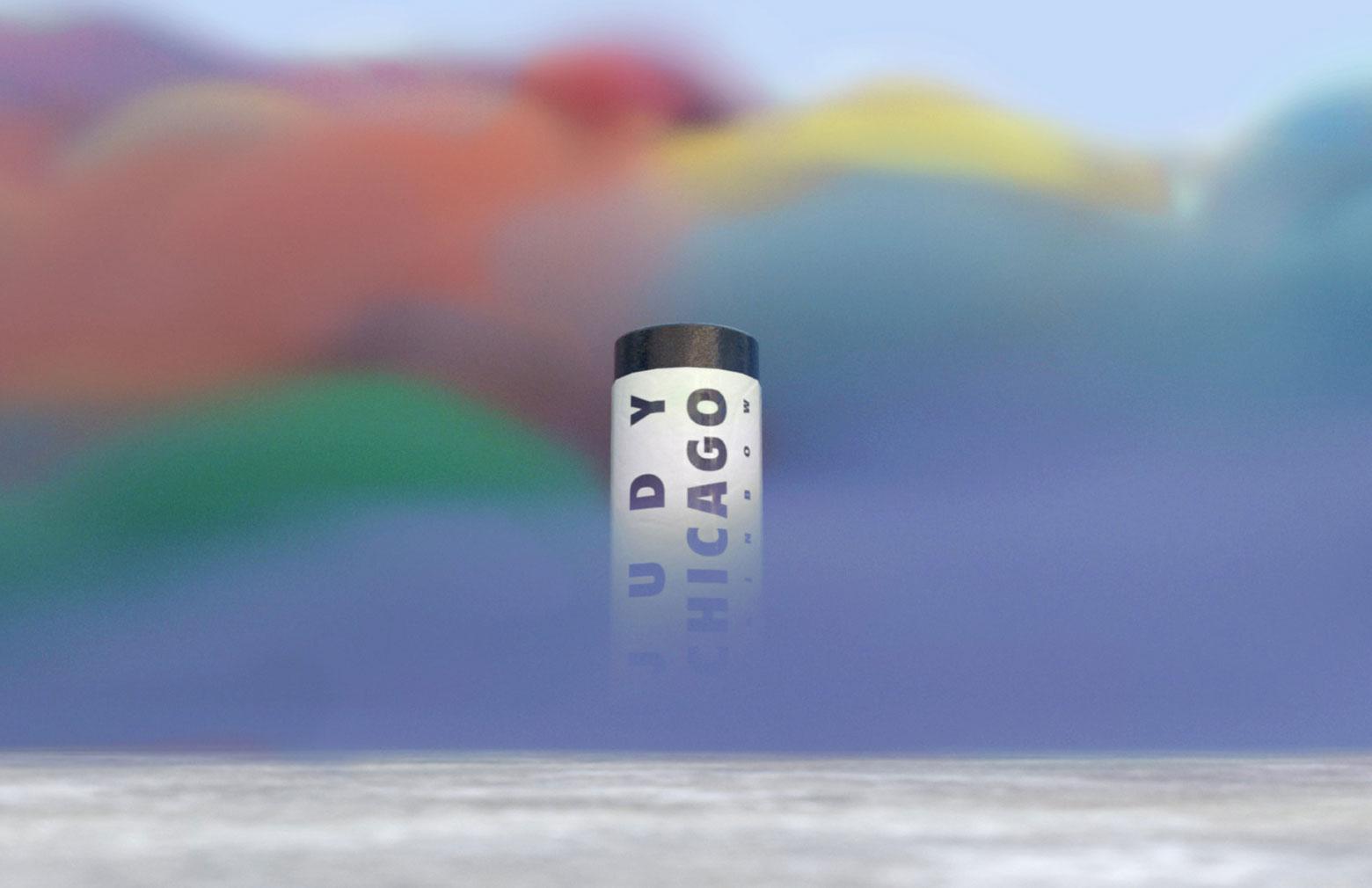 Judy Chicago Rainbow AR, 2020 | © Judy Chicago ®