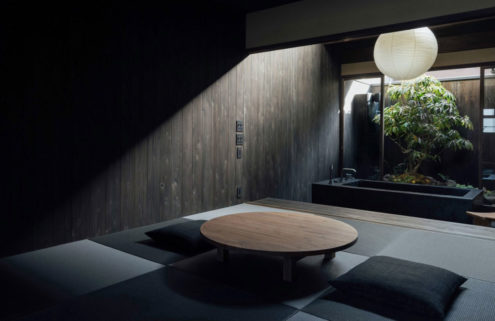 Take a peek at our Japanese interiors moodboard on Pinterest
