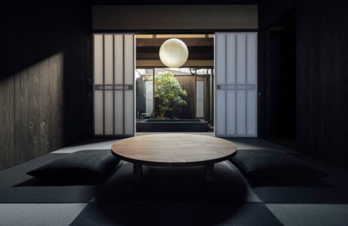 Kyoto's Maana Kamo guesthouse is a tranquil retreat in a century-old townhouse