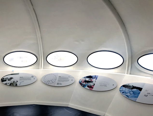 Rare Futuro 'UFO' house is for sale in New Zealand
