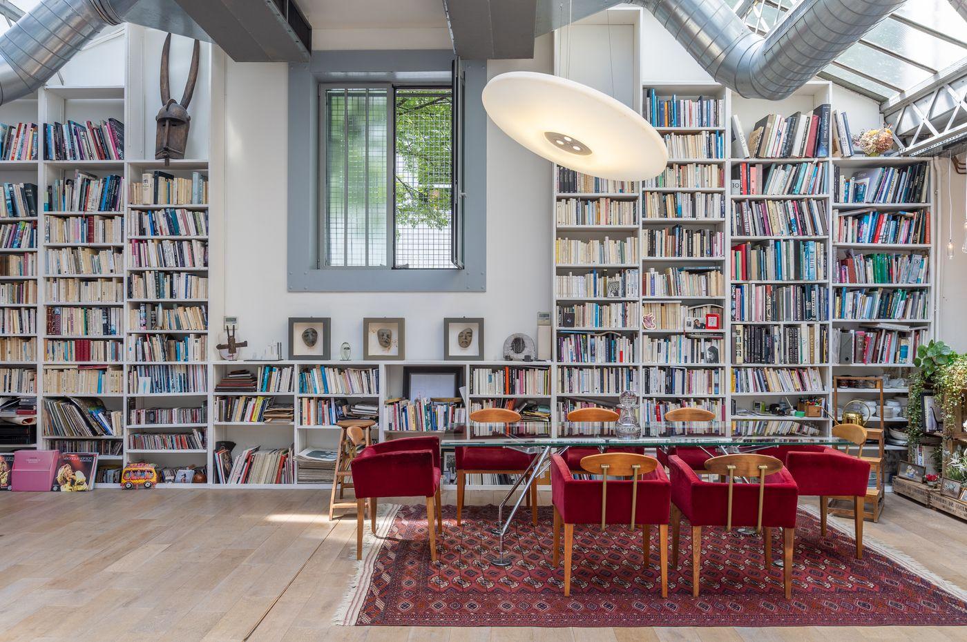 Loft apartment, Charonne, 20th arrondissement