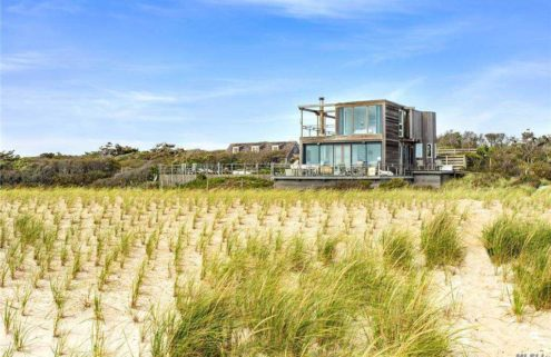 Paul Rudolph-designed Fire Island home asks for $4m