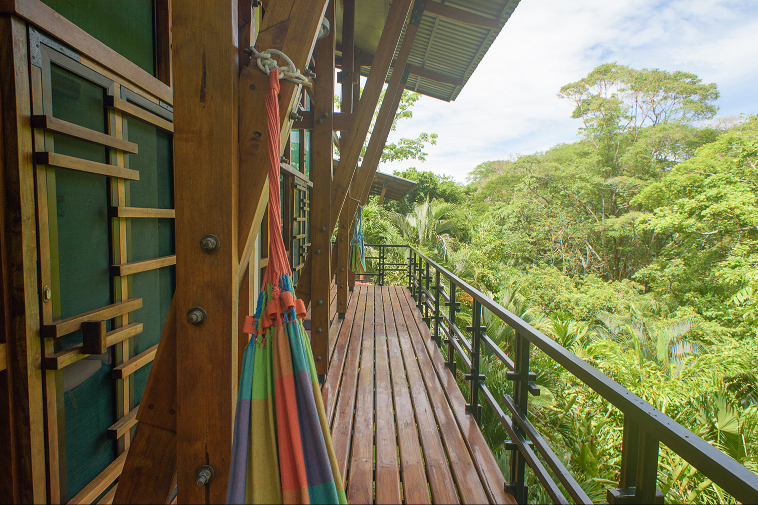 The Sanctuary at Two Rivers in Costa Rica - a wellness hotel in the jungle