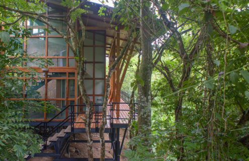 Sustainability and modernism combine at Costa Rican wellness retreat The Sanctuary