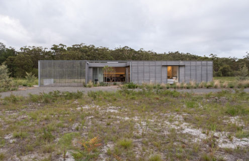 7 architectural holiday homes for rent in New South Wales