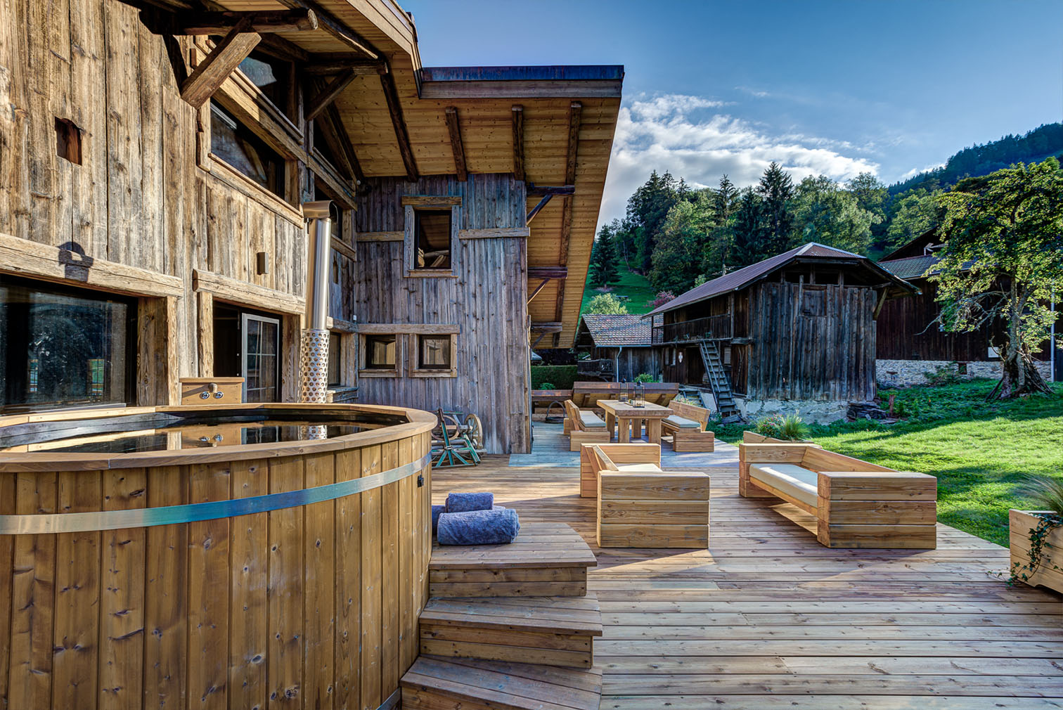 Ferme Fougere in Saint-Gervais-Les-Bains, French Alps