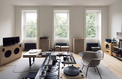 How to create your own listening room