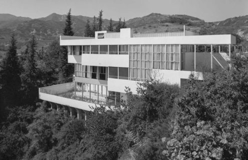 Richard Neutra's pioneering Lovell Health House lists for $11.5m