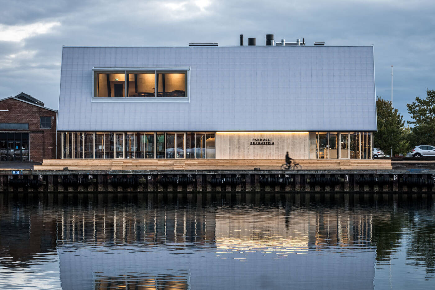 Denmark's Pakhuset taphouse could show the way forward for eco-friendly construction