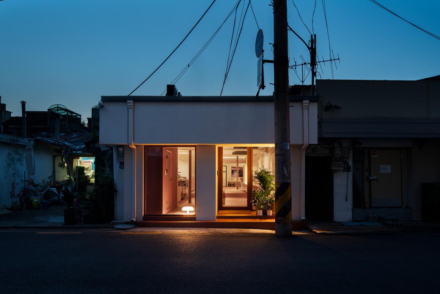 Seoul's PONT café is a railway office turned coffee shop