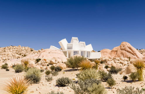 Joshua Tree's viral starburst home could be yours for $3.5m