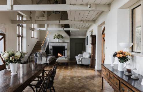 Peek inside Dorset countryside estate Woolland House