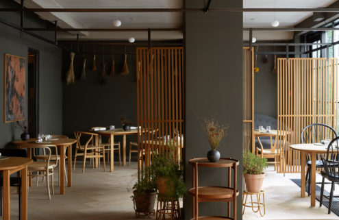 Copenhagen's two Michelin-star restaurant Kadeau gets a refresh